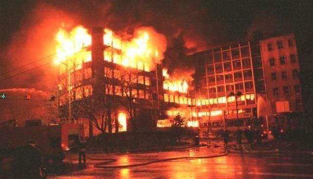 Почему США бомбили Югославию в 90-ые?