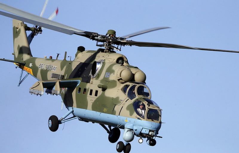 Лучшие современные ударные вертолеты в мире