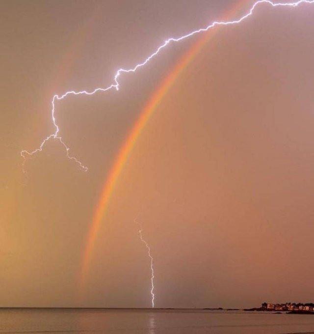 Природа умеет удивлять на снимках