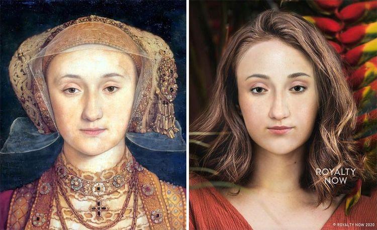 Как могли бы выглядеть исторические личности в наши дни
