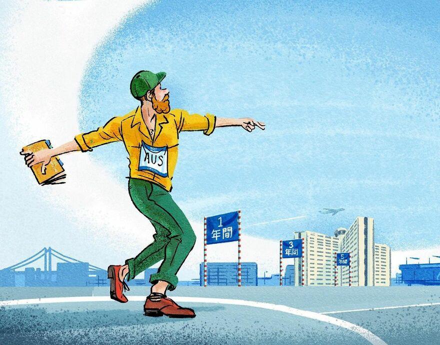Обычные люди тоже немного Олимпийские спортсмены