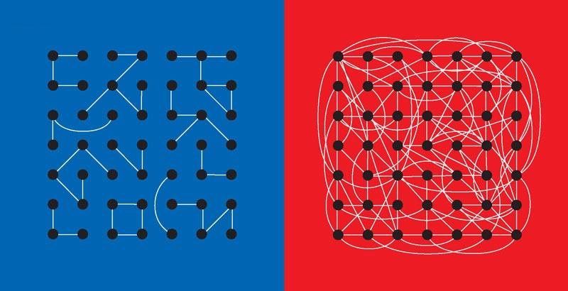 Различия между Западом и Востоком в остроумных пиктограммах