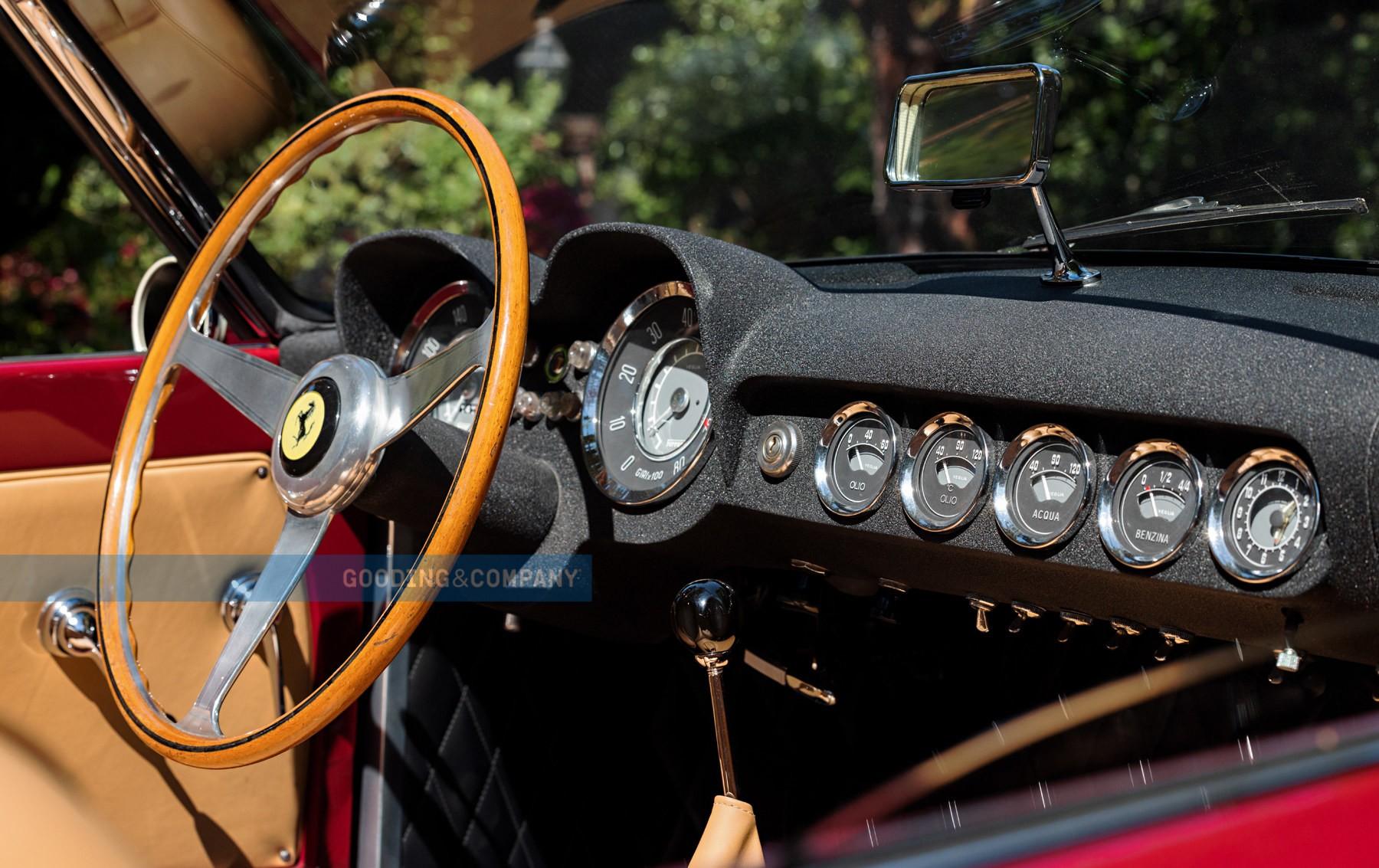 Ferrari California Spider Competizione 1959 — гоночный автомобиль Золотого века автоспорта