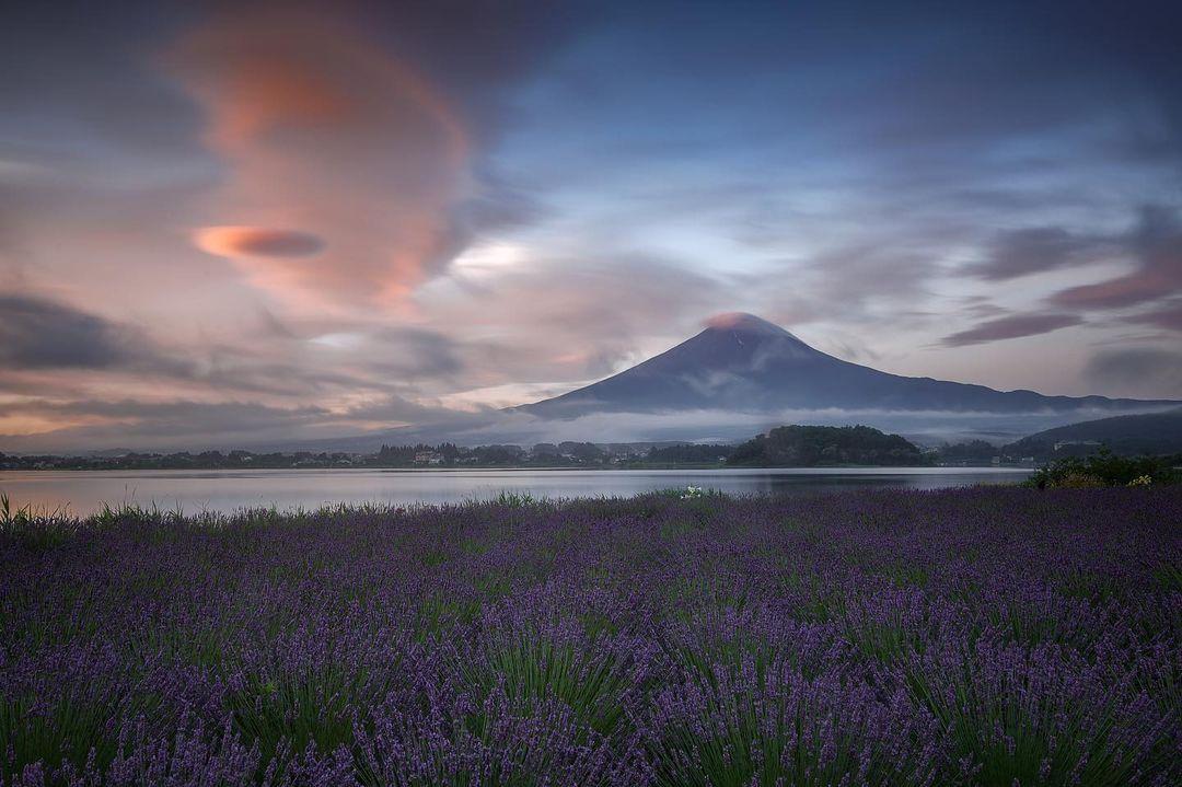 Пейзажи Японии на снимках Мицуки Кояма