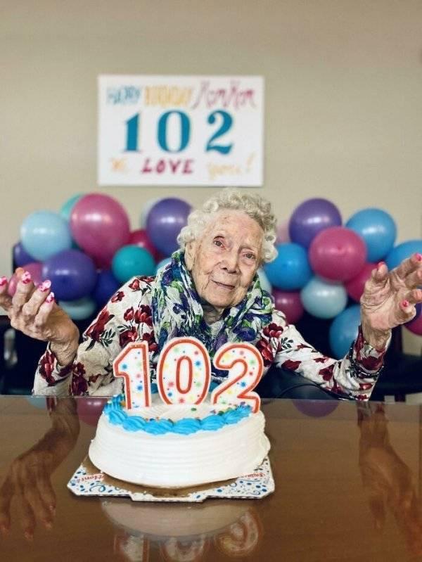Когда возраст — это всего лишь цифры