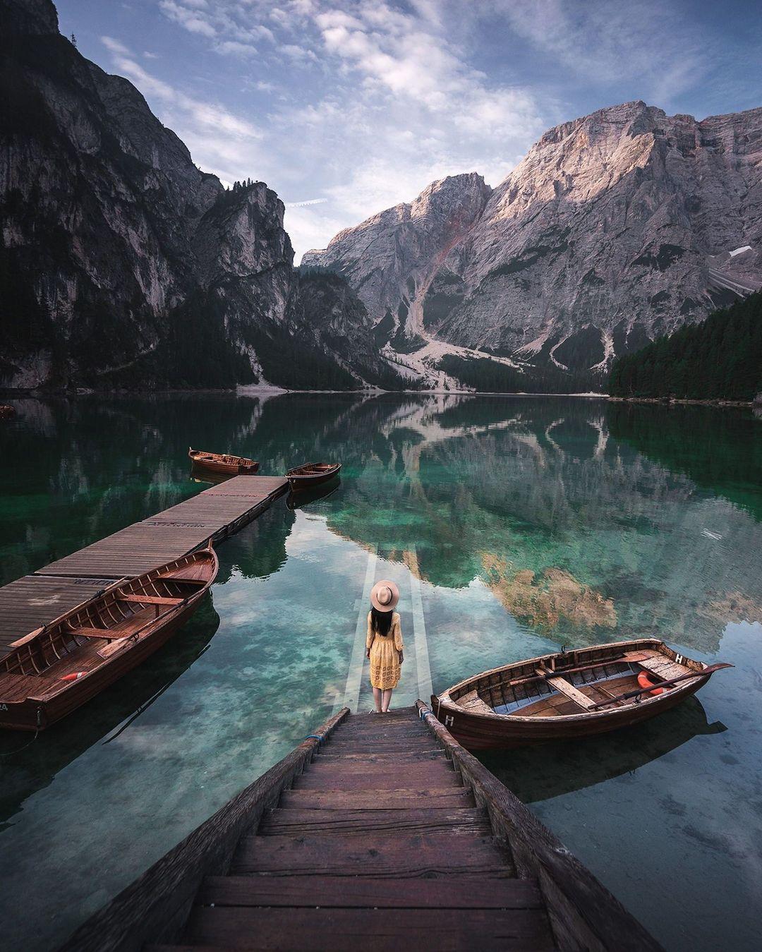 Природа и путешествия на снимках Иштвана Геренсера