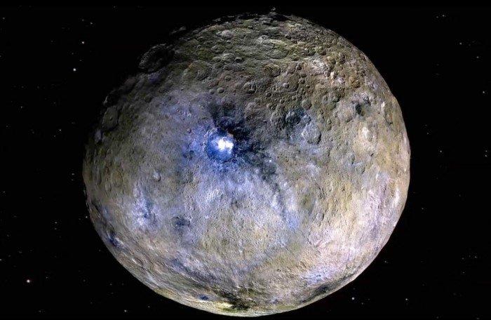 Пять очень странных астероидов в Солнечной системе