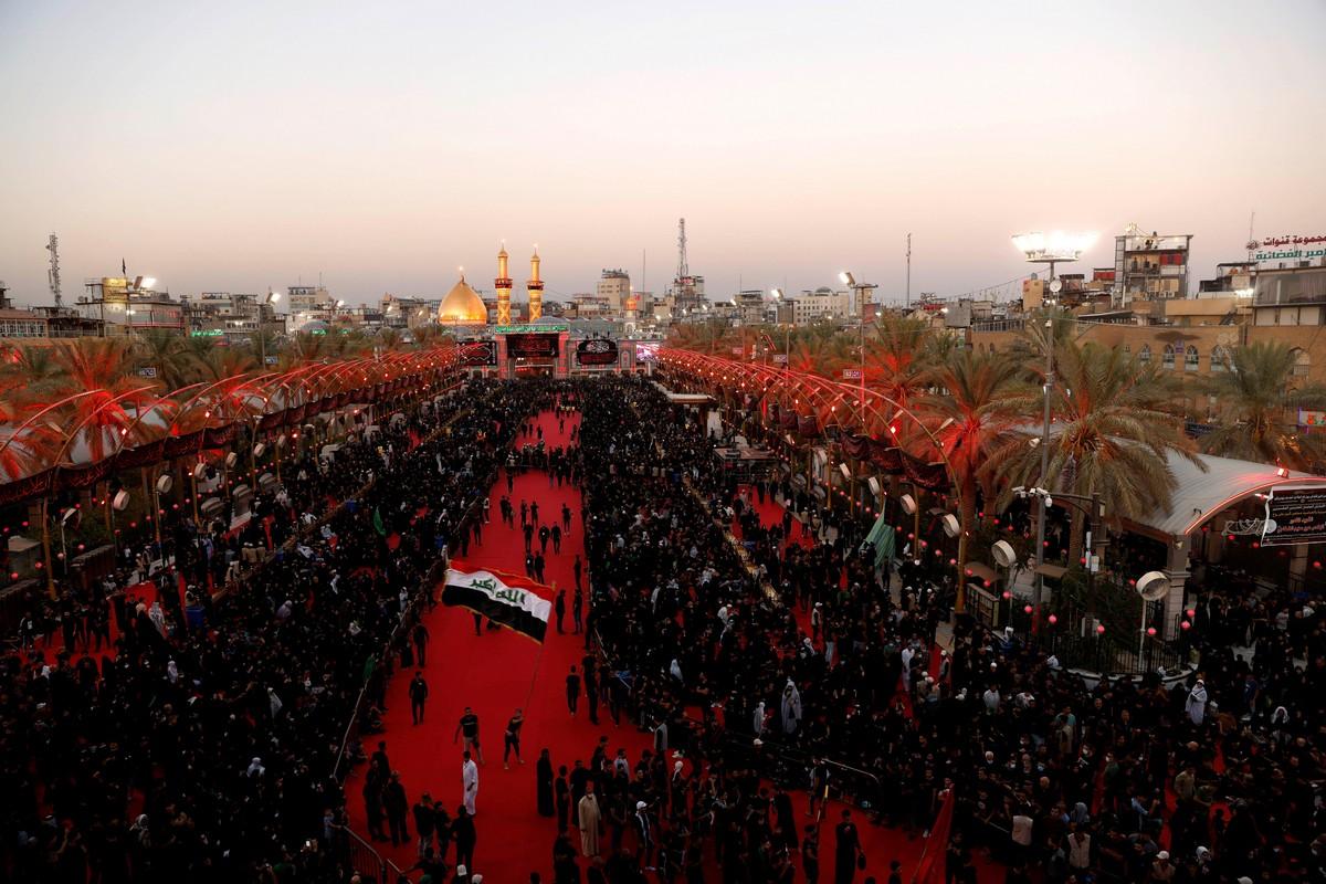 Как мусульмане-шииты отметили день Ашура