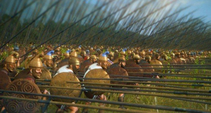 Был ли шанс выжить у солдат, стоящих в первых рядах античной армии?