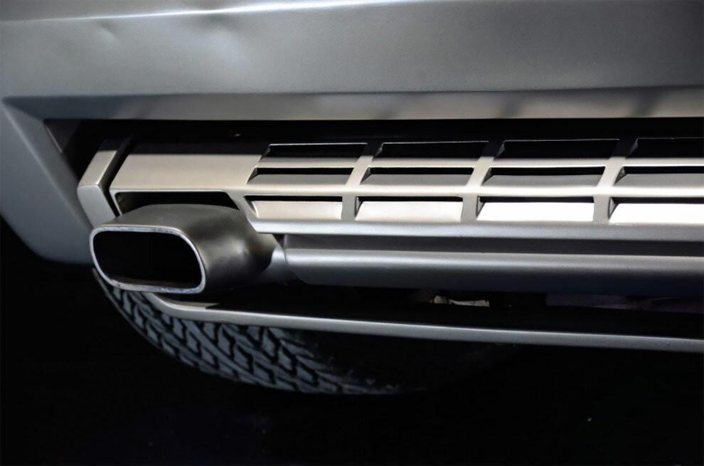 Lamborghini Athon — удивительный концепт-кар 1980 года