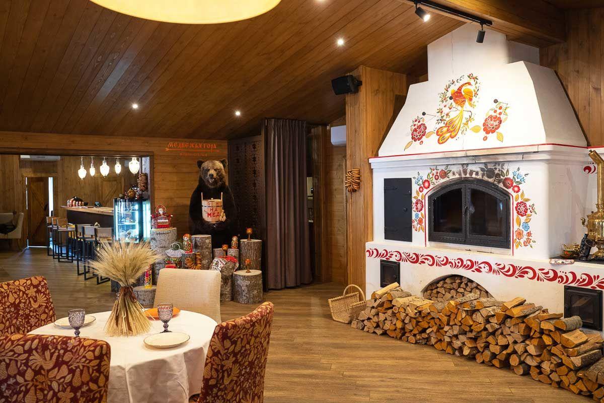 Парк-Отель Медвежья Гора позаботится о вашем отдыхе сполна