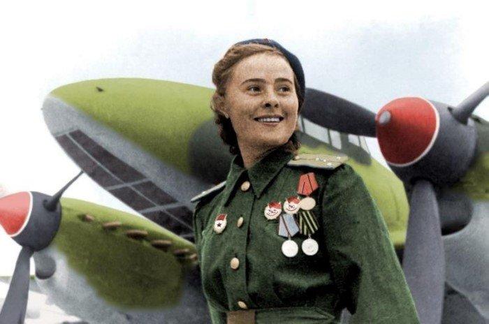 Подвиг Героя Советского Союза Марии Долиной