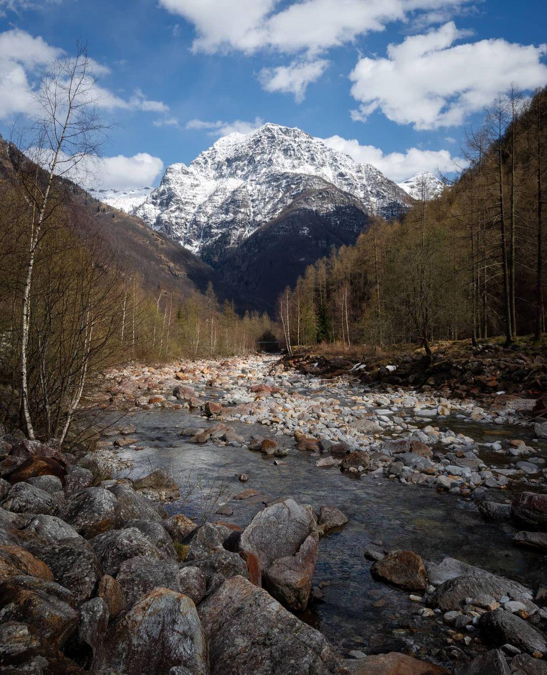 Природа и путешествия на снимках Тони Бутцманна