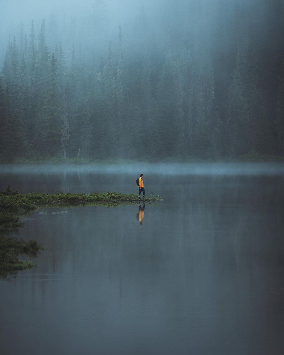 Захватывающие фото из путешествий Зака Николса