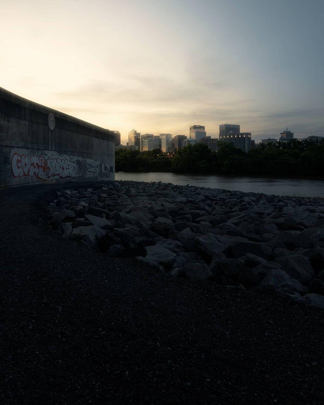 Места и пейзажи из путешествий Кайла Бойкина