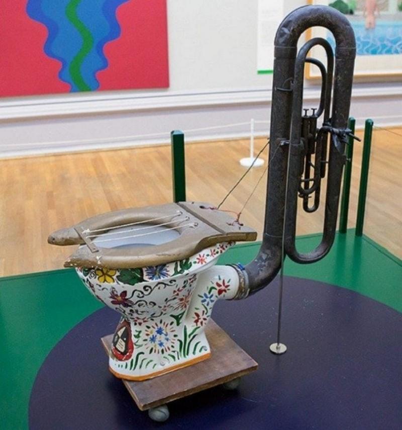 Самые странные и необычные музыкальные инструменты