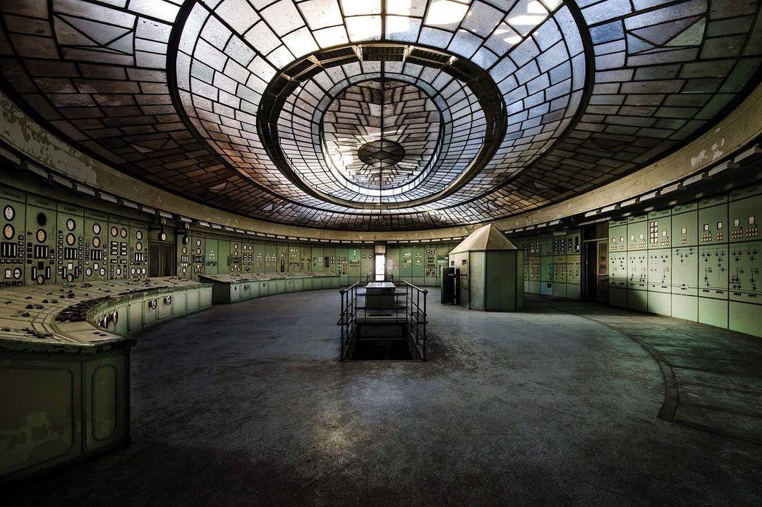 Заброшенные места на снимках Боба Тиссена