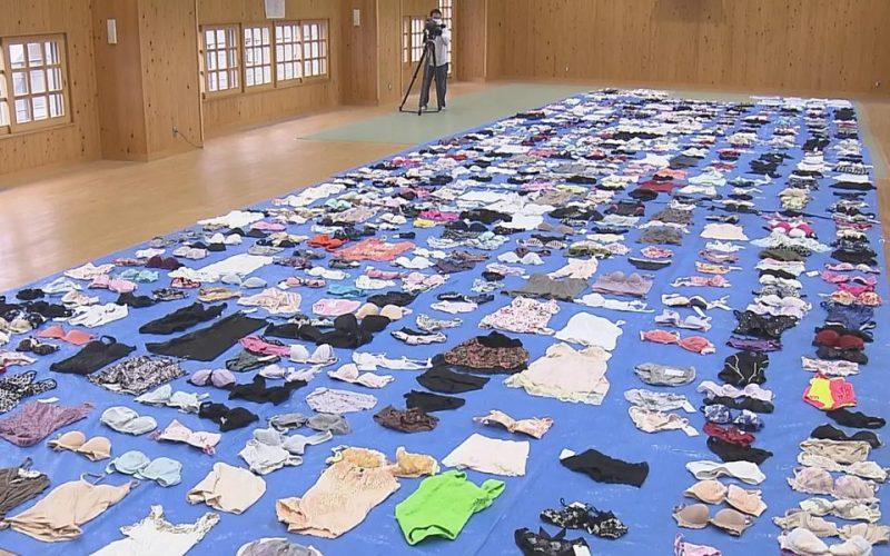 В Японии полиция задержала извращенца-рекордсмена
