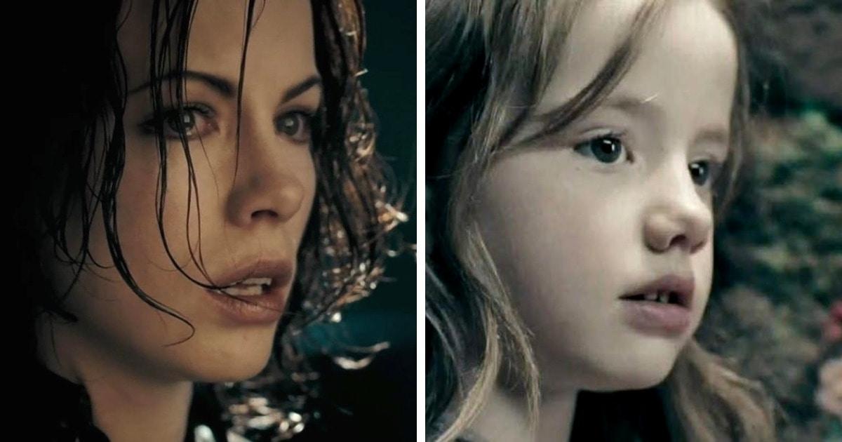 Фильмы, где актеры и их дети играли одних и тех же персонажей в разном возрасте