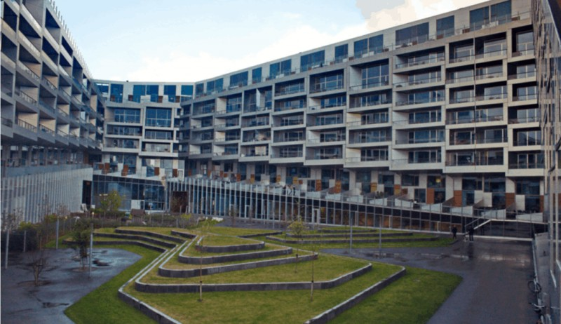 Самые длинные жилые дома в мире