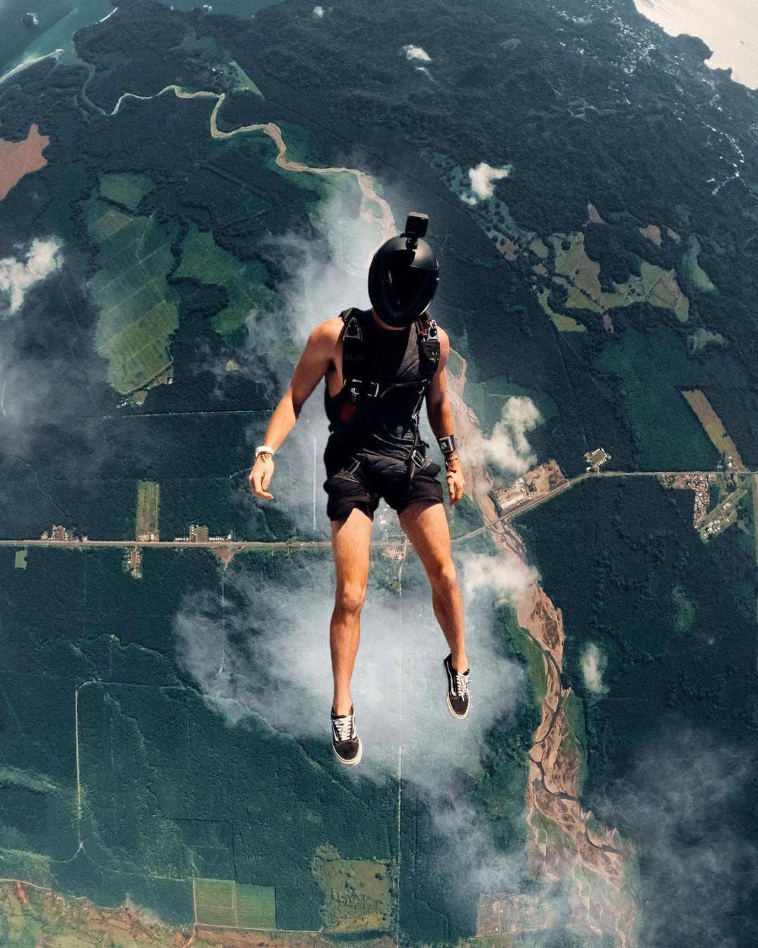 Путешествия и приключения на снимках Сэма Келдера