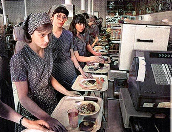 Забытые коронные блюда из общепита СССР