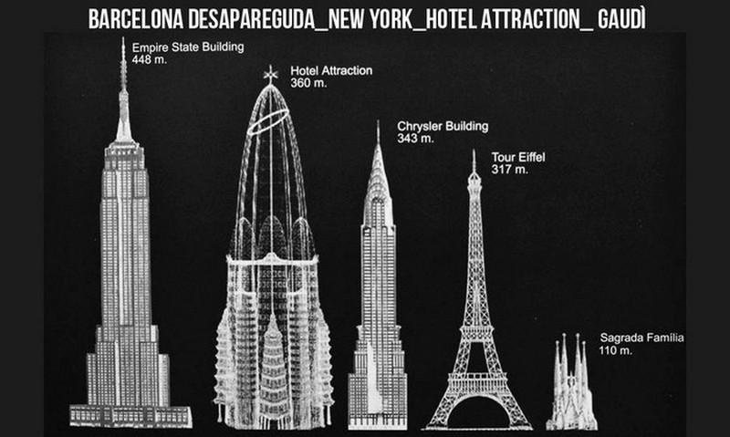 Нереализованные архитектурные мегапроекты, которые будоражат воображение