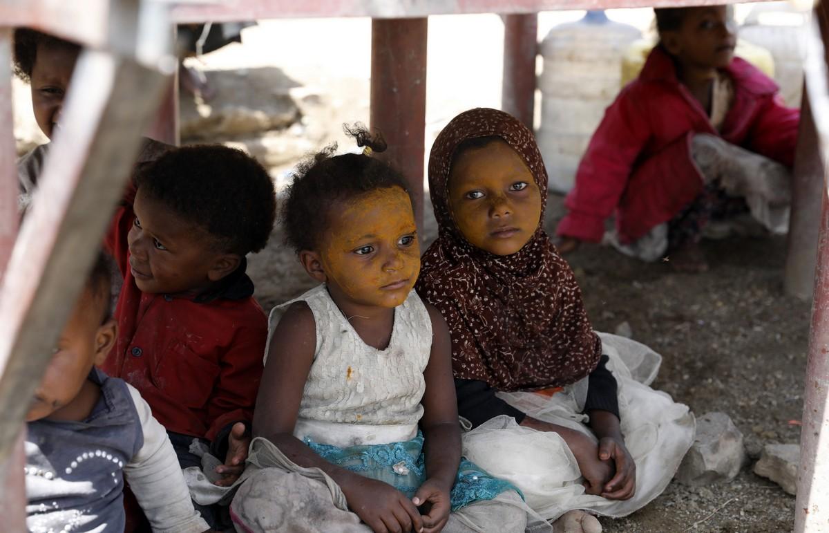 Повседневная жизнь в Йемене Картинки и фото