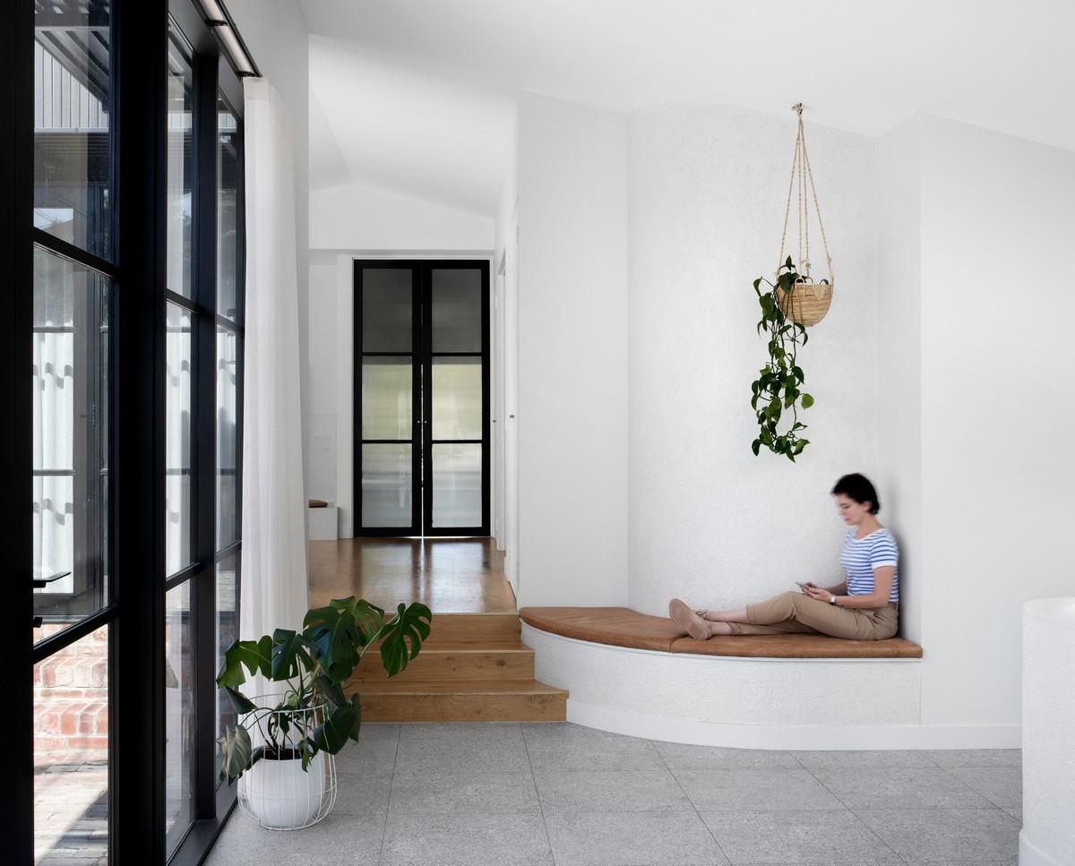 Преображение старого дома в пригороде Мельбурна