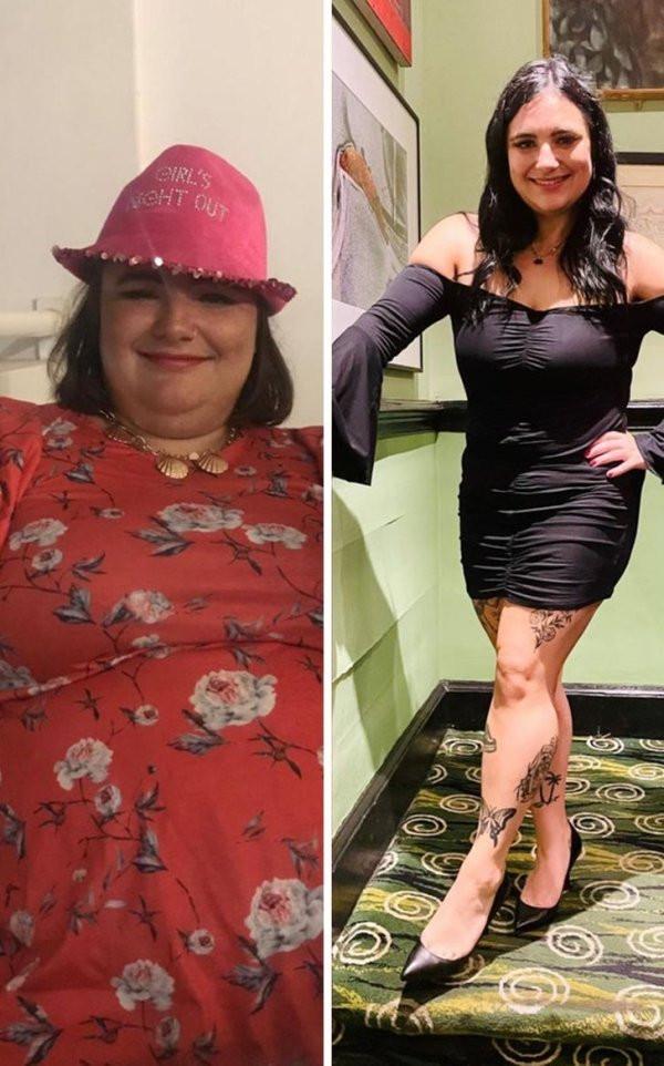 Примеры кардинального изменения внешности на снимках до и после