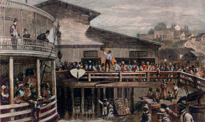 Современная Либерия: как живут потомки американских рабов