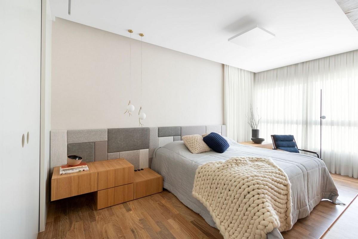 Современная квартира в центральном районе Сан-Паулу