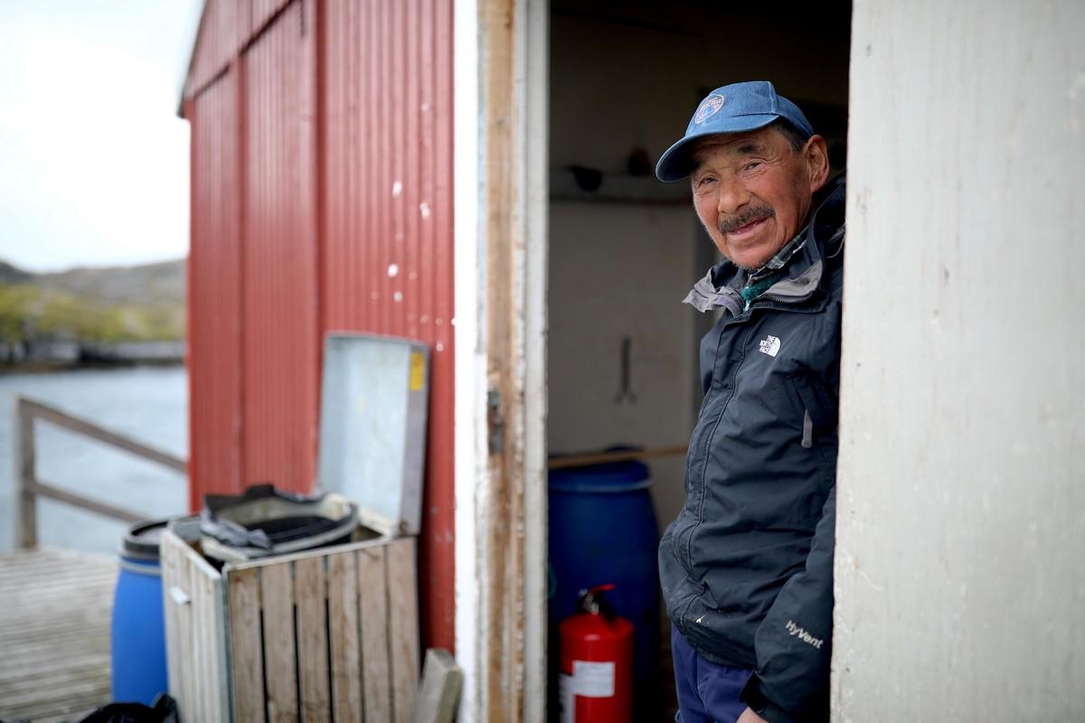 Гренландия на снимках Ганнибала Ханшке
