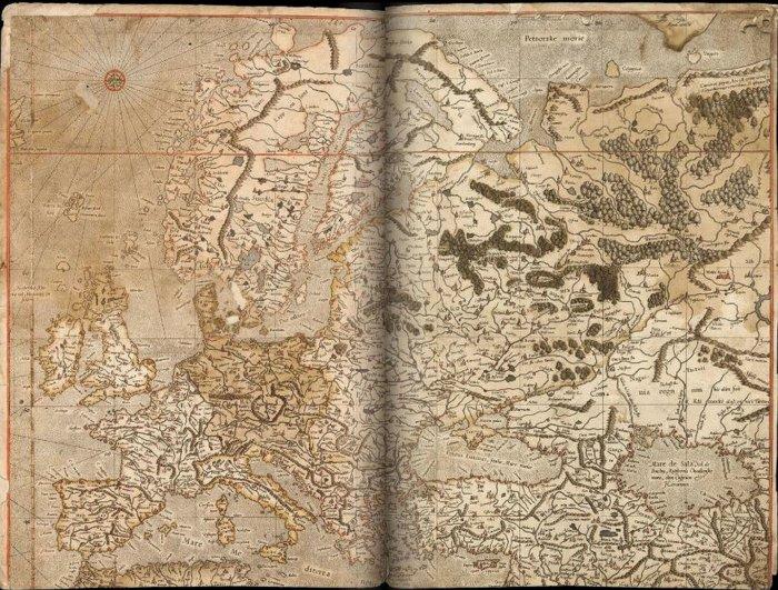 Как европейцы смогли в Средние века нарисовать такие точные карты?