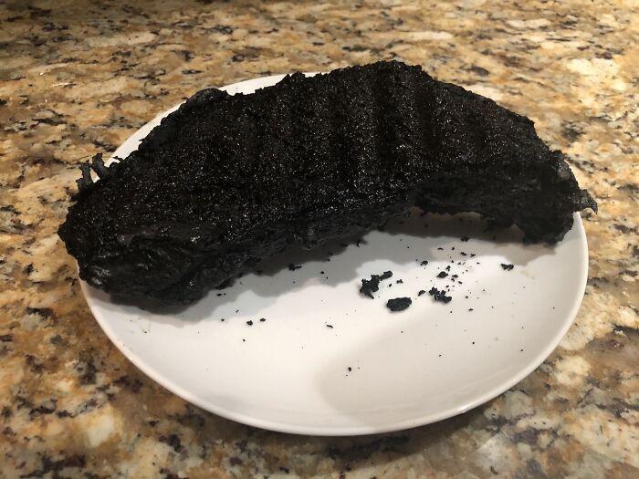 Кулинарные неудачи или почему некоторых просто нельзя пускать на кухню