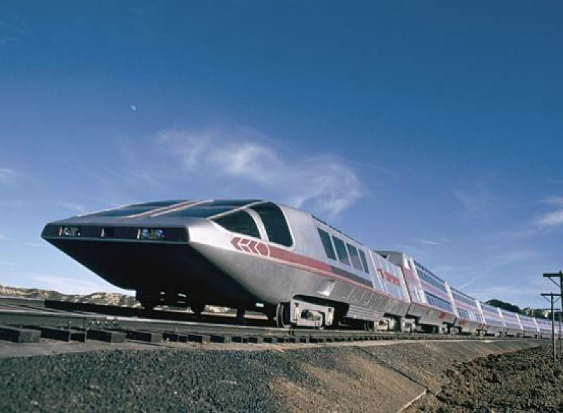 Оригинальные поезда из прошлого века, оставившие след в истории