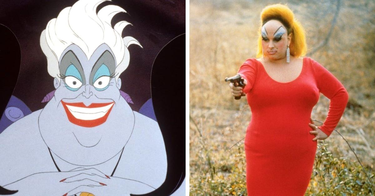 Популярные мультперсонажи, внешность которых была вдохновлена реальными людьми