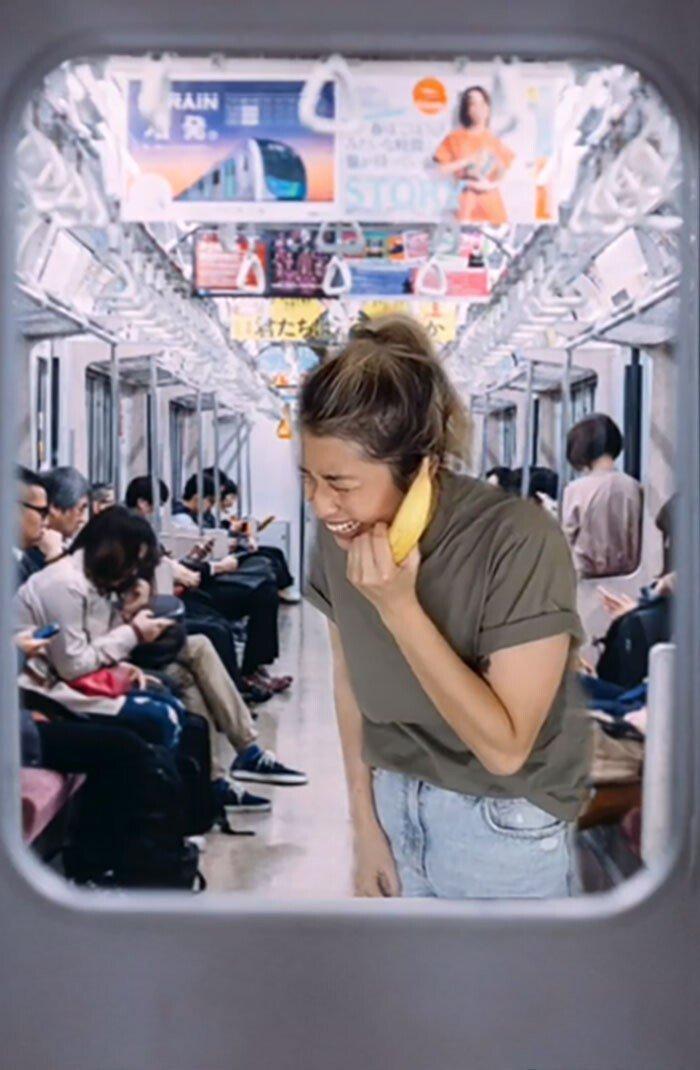 Примеры вещей, которые нельзя делать в Японии