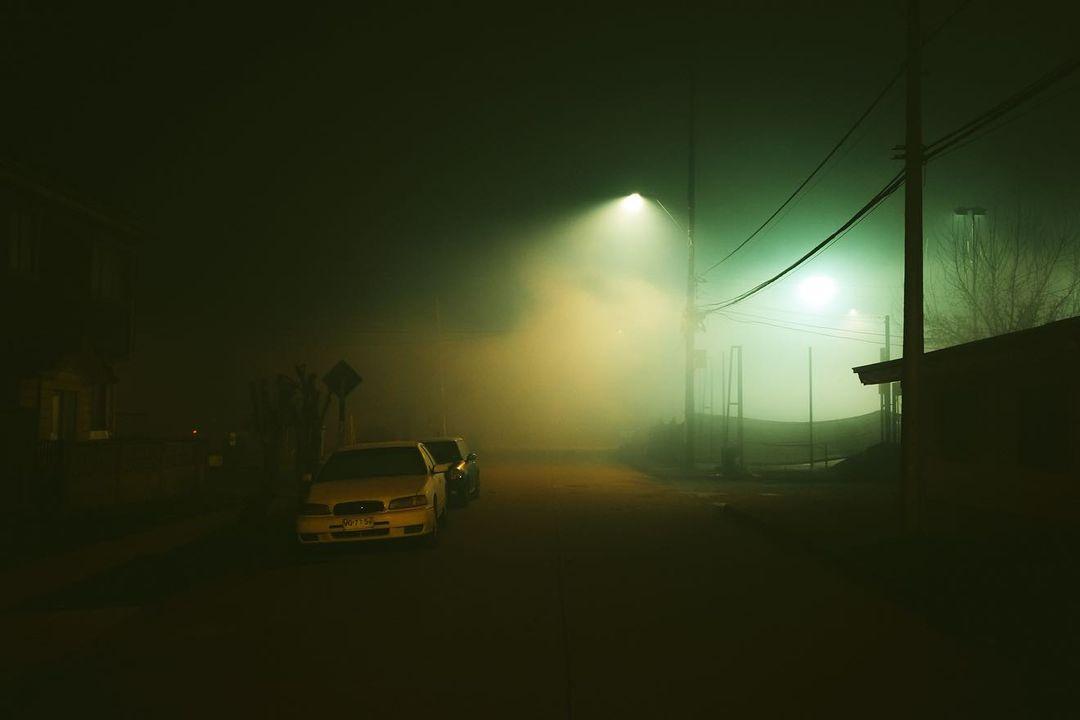 Удивительные туманные снимки от Фелипе ОА