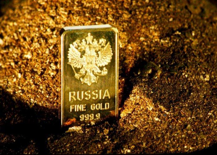 Куда делся золотой резерв Российской империи после Октябрьской революции?