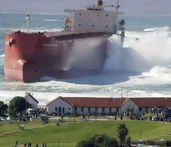 Снимки гигантских вещей покажут, что все познается в сравнении