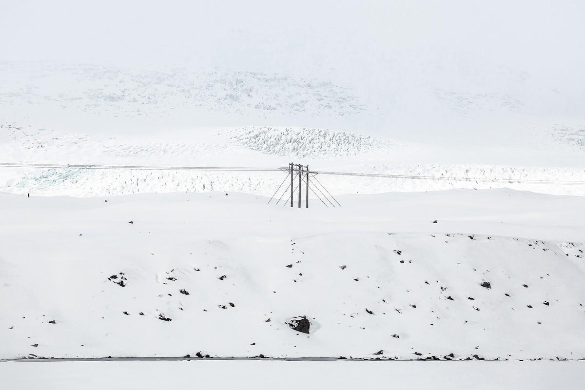 Впечатляющие минималистические снимки от Павела Франика