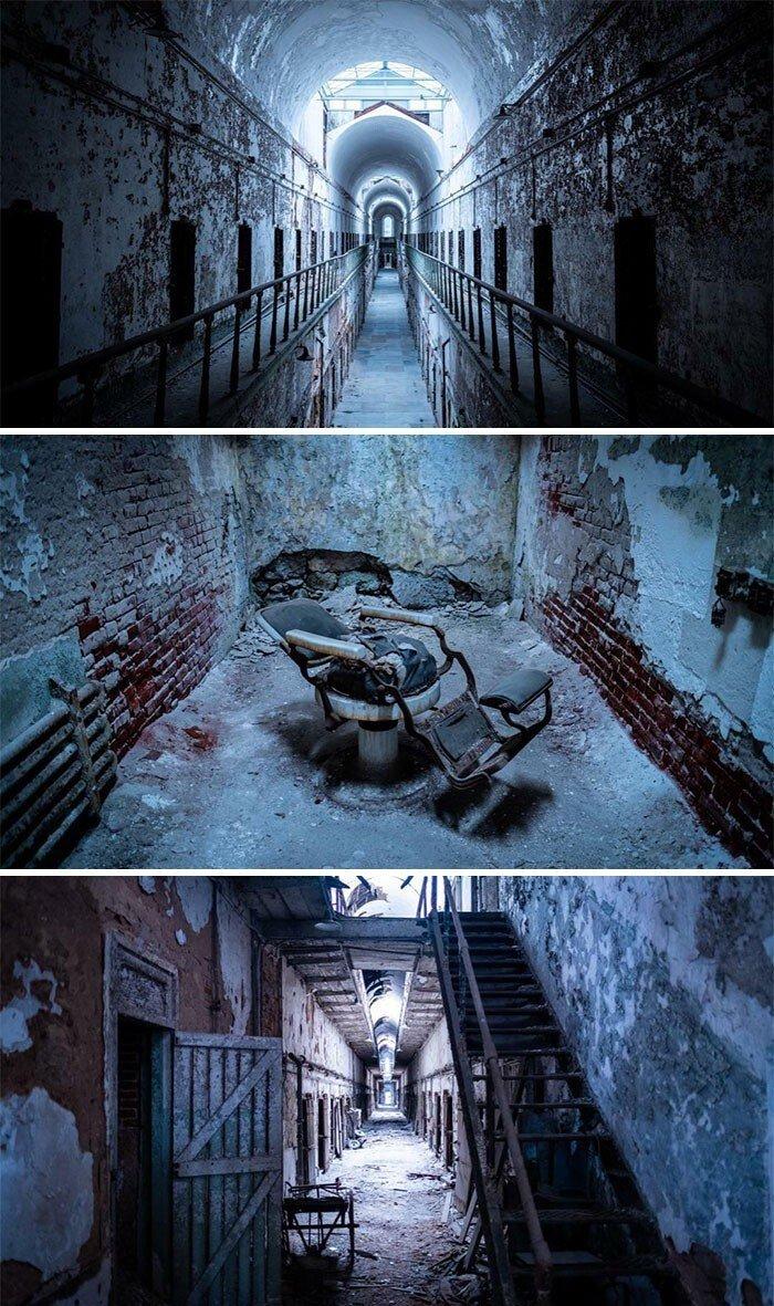 Криповатые фотографии, которые вызывают ужас и леденят кровь