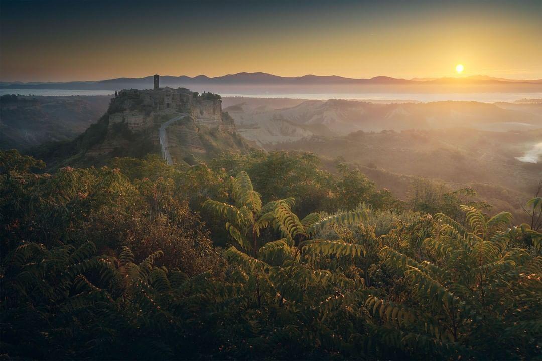 Атмосферные снимки из путешествий Мануэло Бечекко