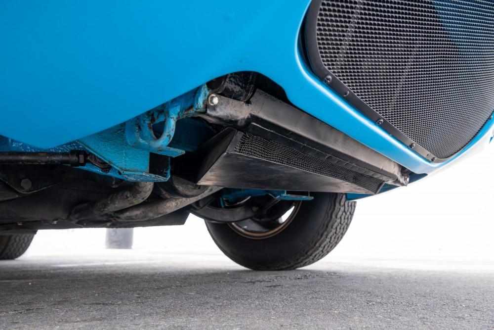Очень редкий спорткар Lancia Stratos 1975 года выпуска