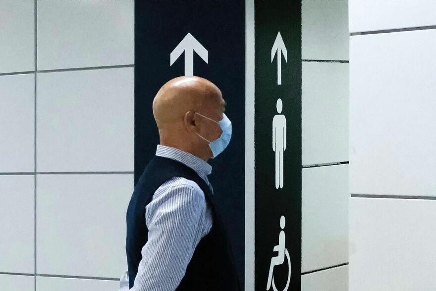 Случайные уличные стоп-кадры от Эдаса Вонга