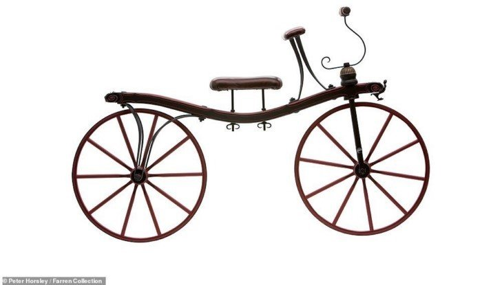 Примеры редких моделей велосипедов из прошлого