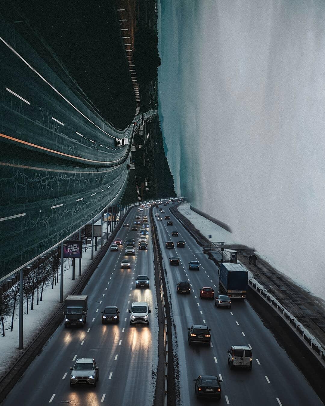 Удивительные фотоманипуляции от Мануэля Беррио