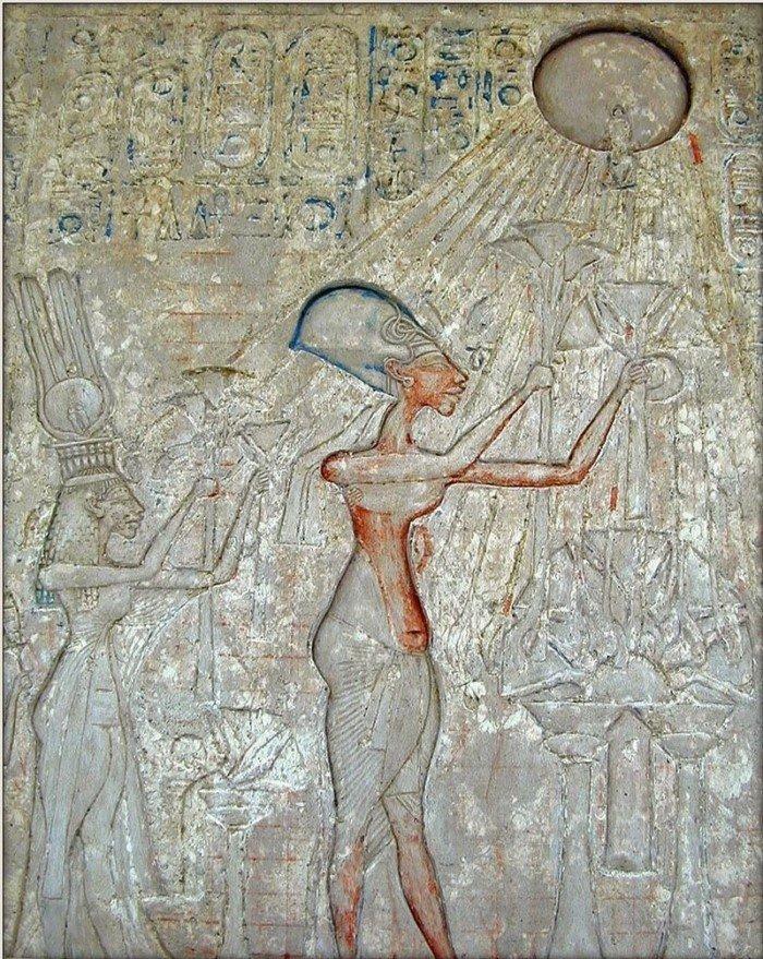 Странное исчезновение Великой царицы и главной жены Тутанхамона из истории
