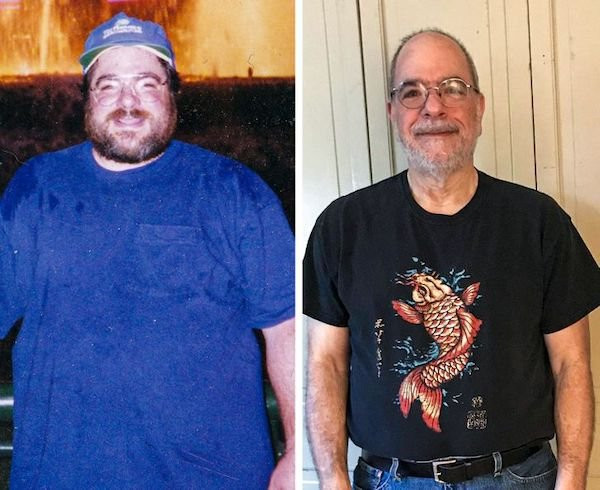 Снимки от людей, которые захотели и похудели